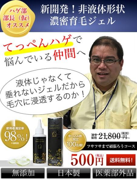 オメガプロ商品紹介