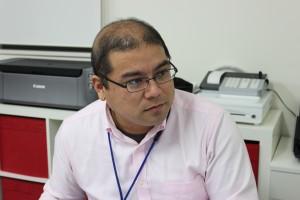 髪の毛黒生駅誕生ニュースに反応するハゲ部部長(仮)